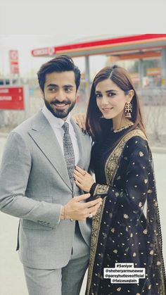 Fashion Tips For Women Couples Poses For Pictures, Kurti Embroidery Design, Maya Ali, Wedding Sherwani, Eid Outfits, Beautiful Dresses For Women, Perfect Wife, Salwar Designs, Couple Photography Poses