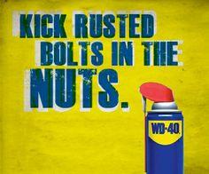 WD40 Advert
