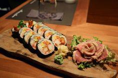 Sushi parties: Η νέα μόδα που ήρθε για να μείνει! - http://ipop.gr/themata/vgainw/sushi-parties-i-nea-moda-pou-irthe-gia-na-mini/