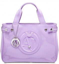 Handtasche in Lilas Marken Outlet, Armani Jeans, Tote Bag, Bags, Fashion, Lilac, Beauty Products, Handbags, Moda