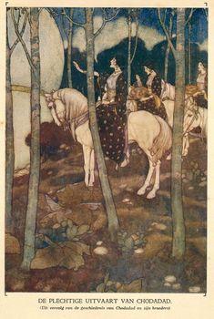 Edmund Dulac 1001 nights