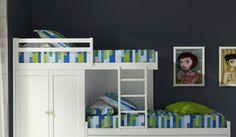 1000 images about lits d 39 enfants on pinterest kid furniture kids bunk beds and bunk beds - Lits superposes montreal ...