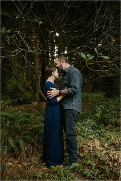 What to wear for engagement photos or couples photos: a deep royal blue maxi dress for her and a blue-gray denim shirt/jeans for him Engagement Photo Outfits, Engagement Photos, Grey Denim Shirt, Anniversary Photos, Blue Grey, Gray, Jean Shirts, What To Wear, Blue Maxi