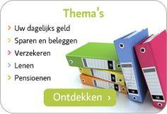 site over alle Belgische Banken en hun produkten