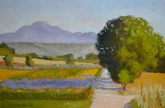 Buy The Road below the Circolo in Prochiano del Monte Umbria Plein Air Italian Landscape Painting, Oil painting by Caridad I. Barragan on Artfinder. Discover thousands of other original paintings, prints, sculptures and photography from independent artists.