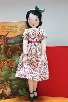Little Darling Cloth Heirloom Doll