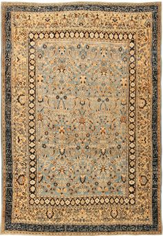 Antique Khorassan  Persian Rugs 41934 Detail/Large View - By Nazmiyal