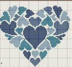 Thrilling Designing Your Own Cross Stitch Embroidery Patterns Ideas. Exhilarating Designing Your Own Cross Stitch Embroidery Patterns Ideas. Beading Patterns, Embroidery Patterns, Loom Patterns, Loom Beading, Crochet Cross, Crochet Chart, Filet Crochet, Cross Stitching