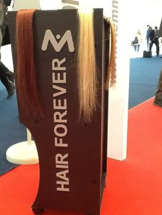 HAIR FOREVER. THE NEW EXTENSION IN THE WORLD...