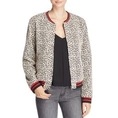 EBAY:  Was $129, NOW $40.71 in XS or $45.13 in XL!  Sanctuary Animal Print Bomber Jacket  SAVE up to $88: http://ebay.to/2CShKZJ  #ad