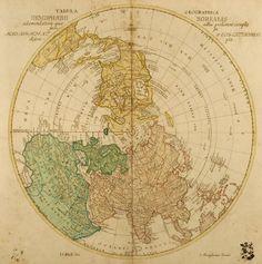 World Map 1760