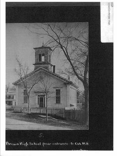 This work by the Newburyport Public Library Archival Center is licensed under a Creative Commons Attribution International License. Library Of America, Library Of Congress, Newburyport Massachusetts, Digital Archives, Historical Photos, Old Photos, New England, High School, History