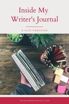 Inside My Writer's Journal Writing Memes, Writing Goals, Writing Notebook, Blog Writing, Journal Notebook, Creative Writing, Writing Tips, Myself Essay, Inside Me
