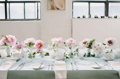 Photography: Mango Studios - mangostudios.com  Read More: http://www.stylemepretty.com/living/2014/08/06/elegant-dinner-party/