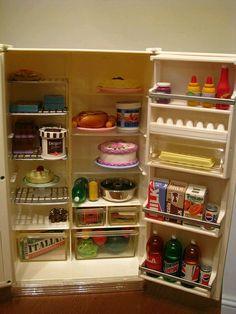 Refrigerador de muñecas