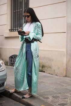 Tendencia a la vista: vestido-batín  - AR-Revista.com