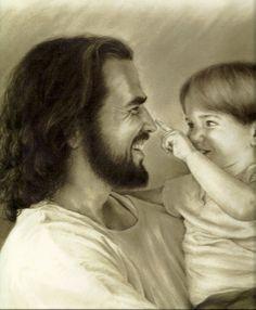 Image result for hugging jesus