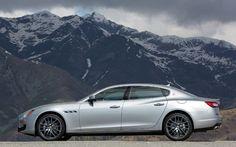 Maserati Quattroporte - http://carsmag.us/maserati-quattroporte/