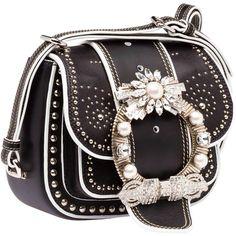 HANDBAGS MiuMiu (69.912.925 VND) liked on Polyvore featuring bags, handbags, miu miu, hand bags, handbag purse, purse bag and miu miu handbags #fashionhandbags