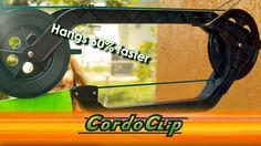 CordoClip Auto Clothesline Kit (晾衣神器登場!曬衣收衣也如行雲流水)