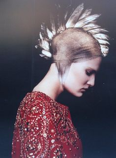 Alexander McQueen #capitolcouturecollection
