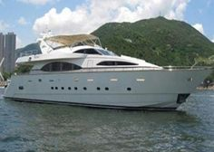 Azimut 100 Jumbo, 4 Cabins, 8+2 Berths. Available for Charter in Croatia.