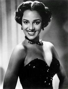 Dorothy Dandridge  #blackwomen  #classicbeauty  #beautiful