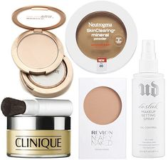 The Best Makeup for Acne-Prone Skin – College Fashion- perfect list, mixes high-end and drug store finds