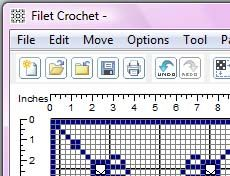 Crochet Designs Filet Crochet Software If I Could Only Find It For