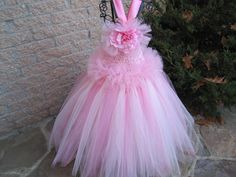 Fairy Tale Tutu Dress SHADES of  SOFTEST PINK  by ElsaSieron, $74.00