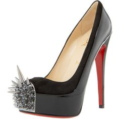 Christian Louboutin Asteroid pumps. Out of this world! (Get it?! :P)