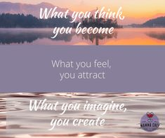What you think, you become