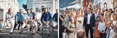 Santorini wedding - guests from New Zealand performing the Haka Santorini Wedding, Destination Wedding Photographer, Elegant Wedding, Wedding Photography, Island, Islands, Wedding Photos, Wedding Pictures