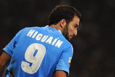 Higuain har ingen planer om at forlade Napoli!