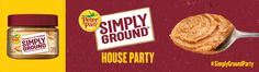 House Party > Peter Pan® Simply Ground House Party