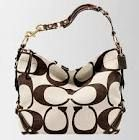 Coach handbag- want want want..maybe not this exact bag, but I need a bag to match my Coach wallet!