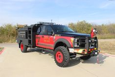 Funny Truck Quotes, Flatbed Truck Beds, Land Rover Camping, Brush Truck, Lego Truck, Wildland Fire, Bug Out Vehicle, Fire Equipment, Truck Engine