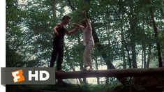[Video] Log Dancing - Dirty Dancing. Patrick Swayze & Jennifer Grey