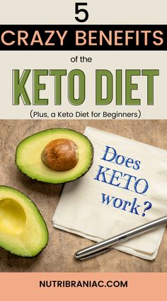 Heard about the keto diet? Wondering if it's really healthy and worth your time? We look at the science behind the keto craze. Check out the 5 health benefits of the ketogenic diet. Plus, we look at a keto diet for beginners. This keto meal plan will help get you started with keto recipes tailored to your food preferences. #weightloss #veganketorecipes #ketogenicrecipes #ketodinnerrecipes #ketobreakfast #ketosnacks #ketogenicmeals #ketogenicmealplan Lchf Diet, Ketogenic Diet, Keto Diet For Beginners, Keto Meal Plan, Plant Based Diet, Diet Tips, How To Lose Weight Fast, Healthy Lifestyle, Yoga Lifestyle
