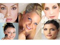 Wedding Day Makeup, Hoop Earrings, Fashion, Gift, Dress, Makeup For Photos, Daytime Wedding, Natural Makeup, Step By Step