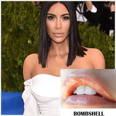 The 2017 Met Gala with LipSense shades