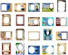 Fotomontajes de Grados Certificados Editables Diplomas Marcos Photoshop, :::SHAVALL.COM::: CURSOS Y MANUALES DIGITALES