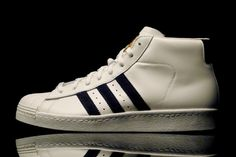 huge selection of 4a4ad 553fa adidas Pro Model Vintage DLX