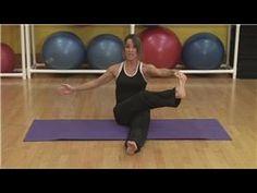 Yoga Remedies : Yoga for Arthritis in the Hip. 3 min.