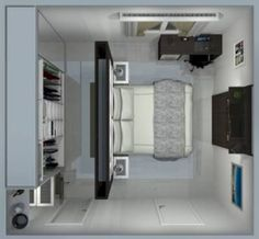 42 Trendy Master Bedroom Closet Behind Bed Decorating Ideas Bedroom Closet Design, Bedroom Wardrobe, Closet Designs, Home Bedroom, Bedroom Decor, Bedroom Furniture, Nursery Decor, Wall Decor, Closet Behind Bed