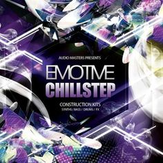 Emotive Chillstep WAV AiFF APPLE LOOPS DiSCOVER | February 22 2016 | 2.16 GB 'Emotive Chillstep' is a chilled out collection of blissful synths & pluc