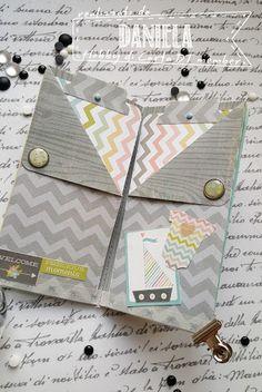 Hobby di Carta - Il blog: Mini Album Hello Baby Simple Stories & Xyron