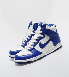 cheaper fbd83 7c9c6 Nike Dunk High Athletic Gear, Nike Dunks, Nike Trainers, Nike Shoes, Sneaker