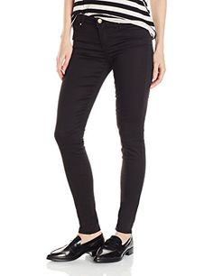 ba74b491a38 Celebrity Pink Jeans Womens Body Sculpt Lifter Skinny Black 1     Click  image to