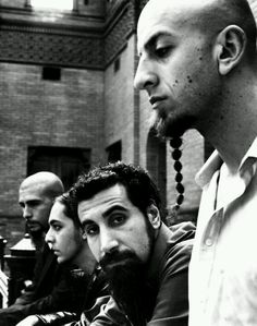 System Of A Down. I was SO in love with their sound..they still have a special place here with me!